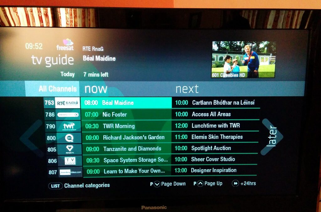 What to Consider When Switching from Sky to Freesat
